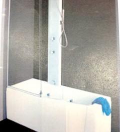 Ristrutturazioni e arredamenti Agostino - Vasca con box doccia