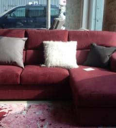 Ristrutturazioni e arredamenti Agostino - Divano con chaise lounge