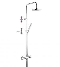 Ristrutturazioni e arredamenti Agostino - Colonna doccia