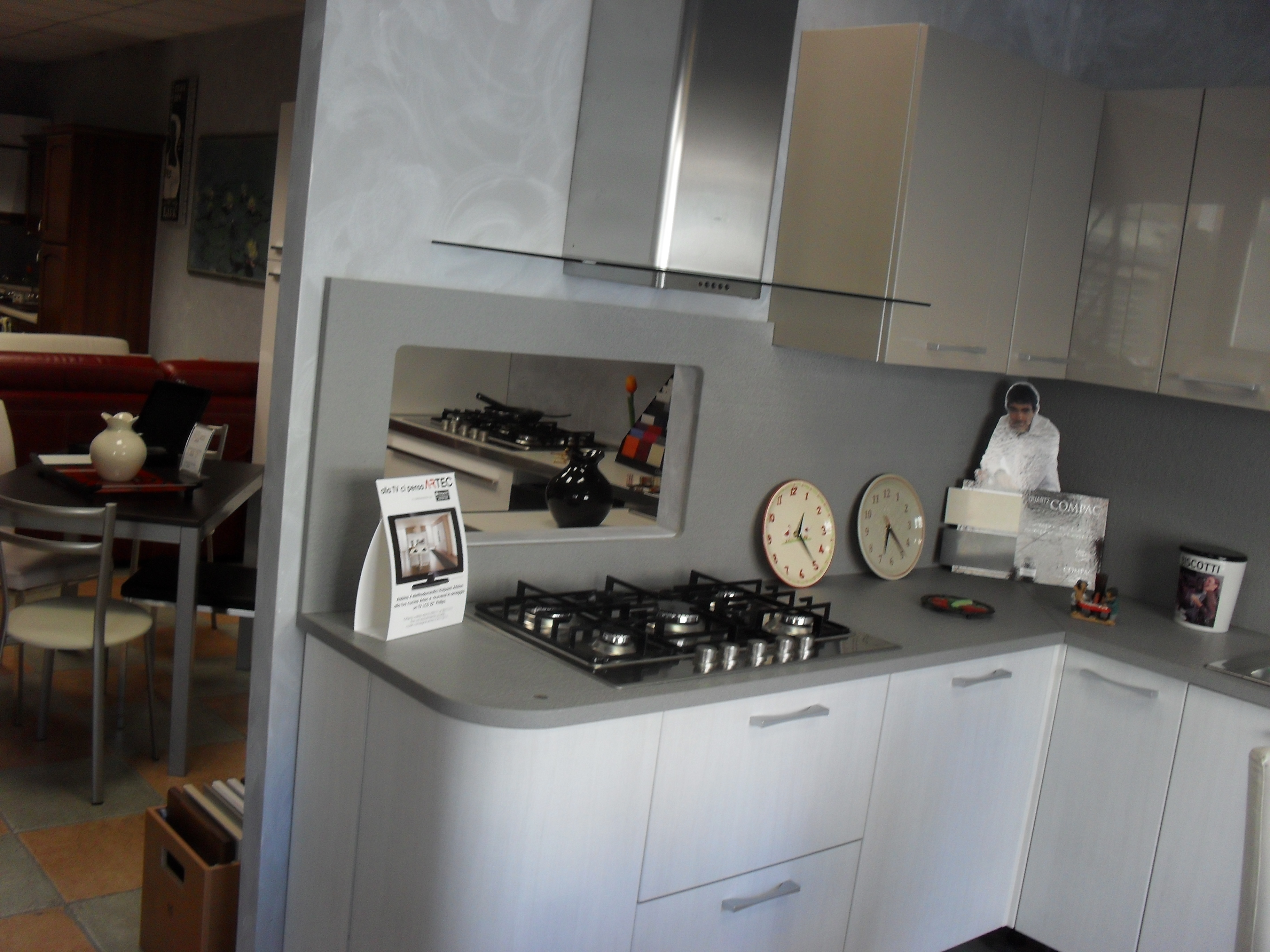 Cucina Ad Angolo Piccole Dimensioni | madgeweb.com idee di ...
