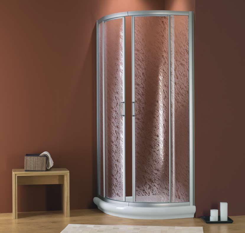 Box doccia semicircolare : Arredamenti Agostino