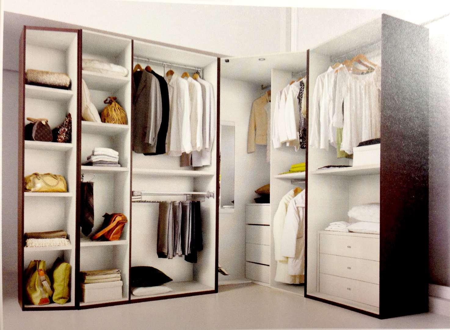 Come arredare una cabina armadio idee cabina armadio come for Cabina armadio