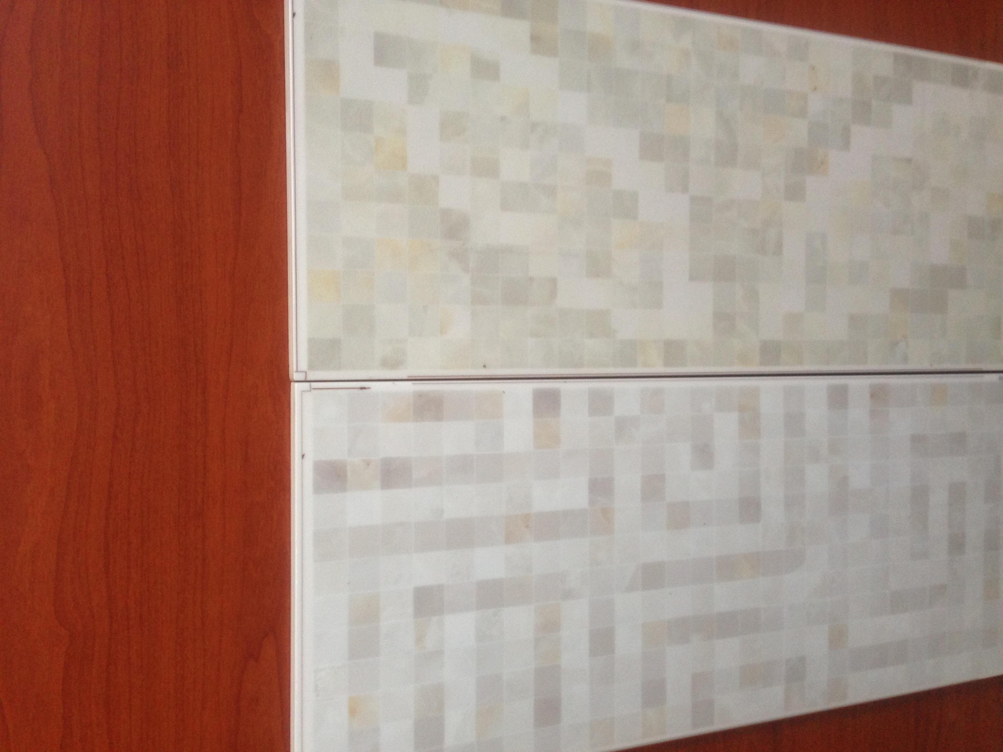 Piastrelle bagno mosaico verde stunning beige piastrelle a bianco
